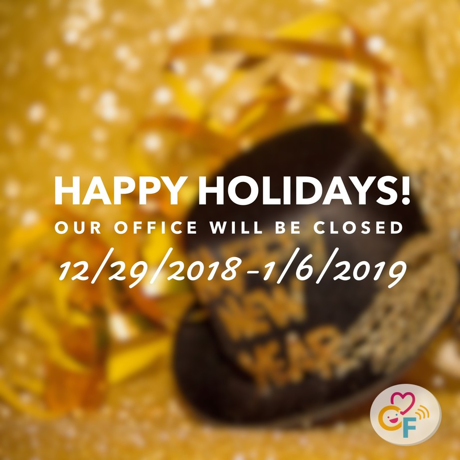 Notice of Office closure during new year holidays | CareFinder